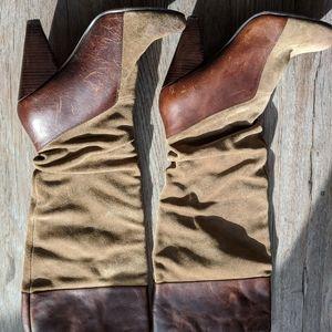 Jessica Simpson tall boots